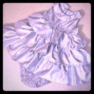 Girls size 6-12 months fancy dress